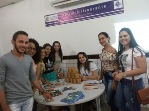Reitoria Itinerante no Campus de Lago da Pedra