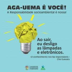 Sensibilização quanto a redução do consumo de energia elétrica