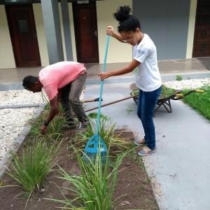 Ambientalização nos prédios dos campi