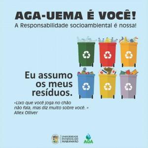 Separação dos resíduos sólidos e orgânicos