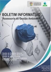 Capa Boletim Informativo N1