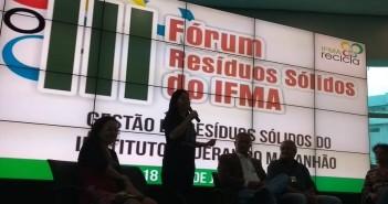 III Forúm de Resíduos Sólidos do IFMA