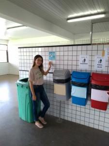 Sensibilização no RU para o Desperdício Zero