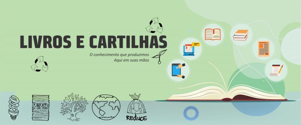 LIVROS E CARTILHAS