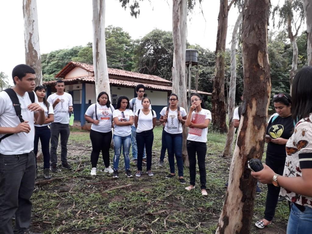 Circuito Sala Verde - Trilha Agroecológica