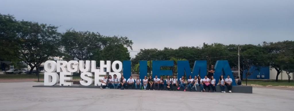 7º Período de Biologia do IFMA - Campus Barreirinhas