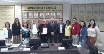 AGA e Ministério Público fazem parceria para execução do Projeto Café Sustentável