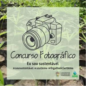 Cartaz de divulgação do Concurso Fotográfico