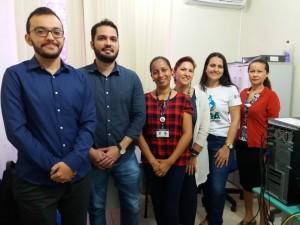 Equipe da SBAP/SEMA, AGA, ARI e PROG